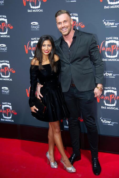 Chris Broy und Eva Benetatou