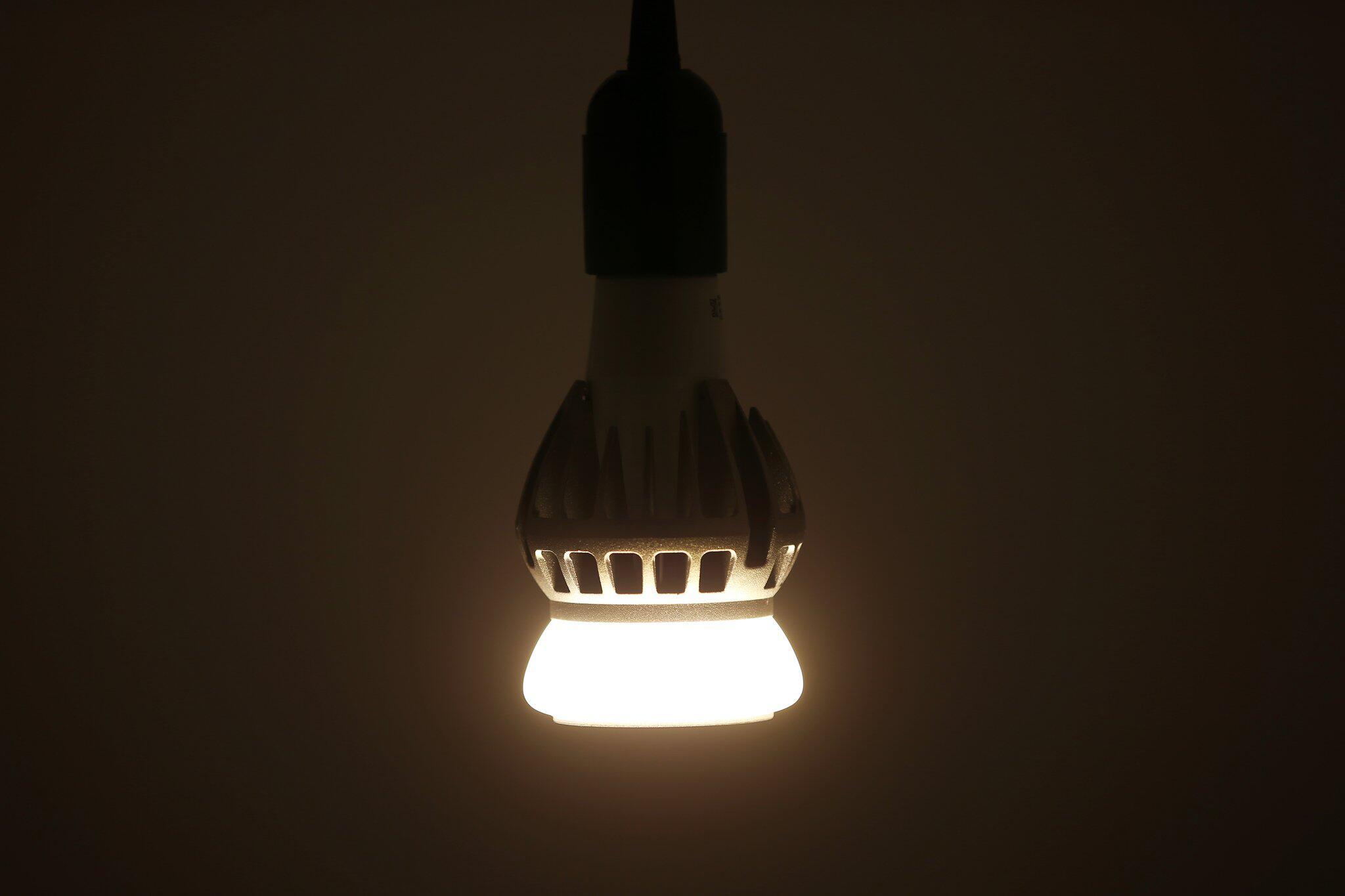 Bild zu LED-Lampe