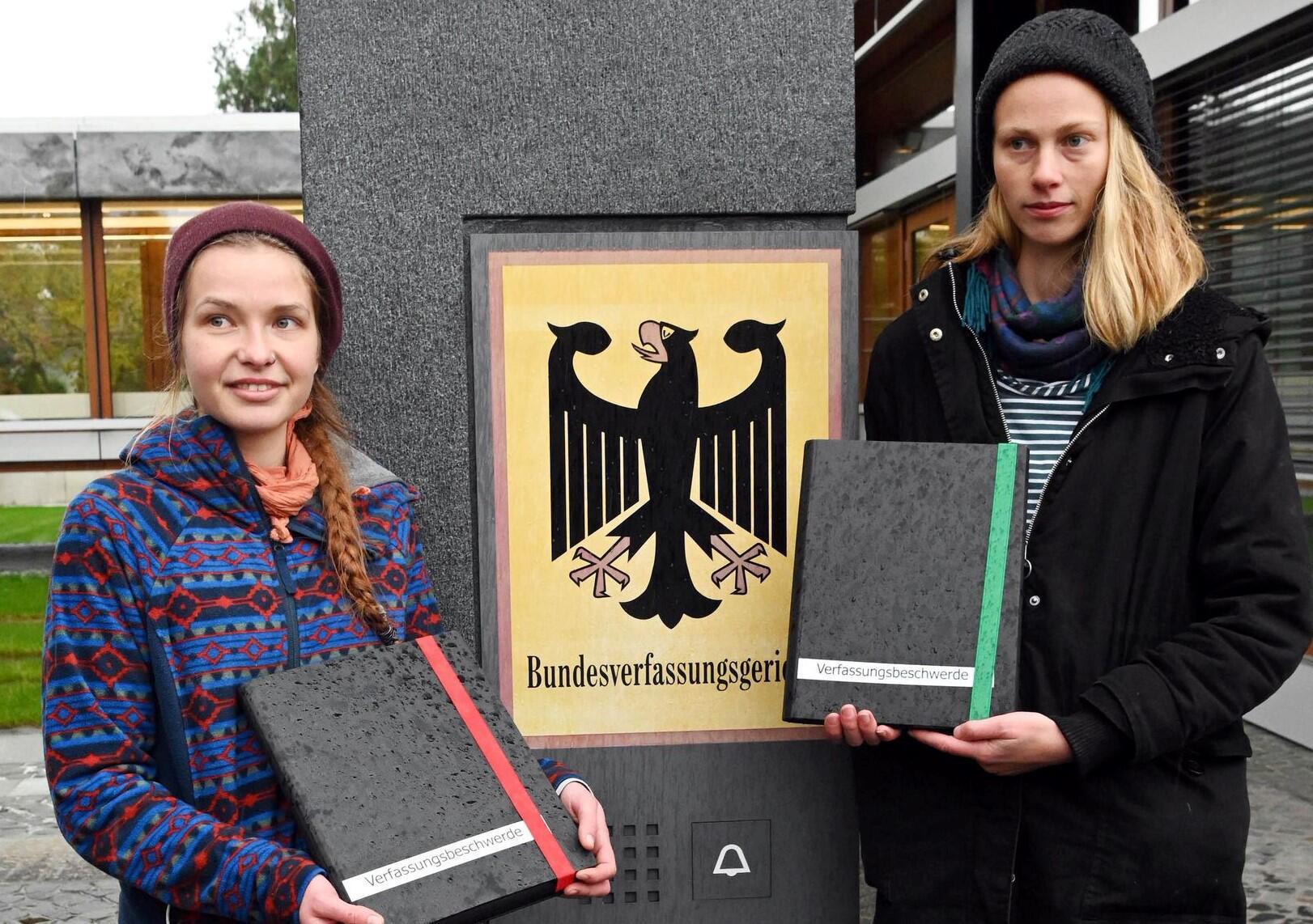 """Bild zu Verfassungsbeschwerde, """"Containern"""""""