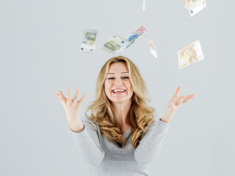 Bild zu Unverhoffter Geldsegen