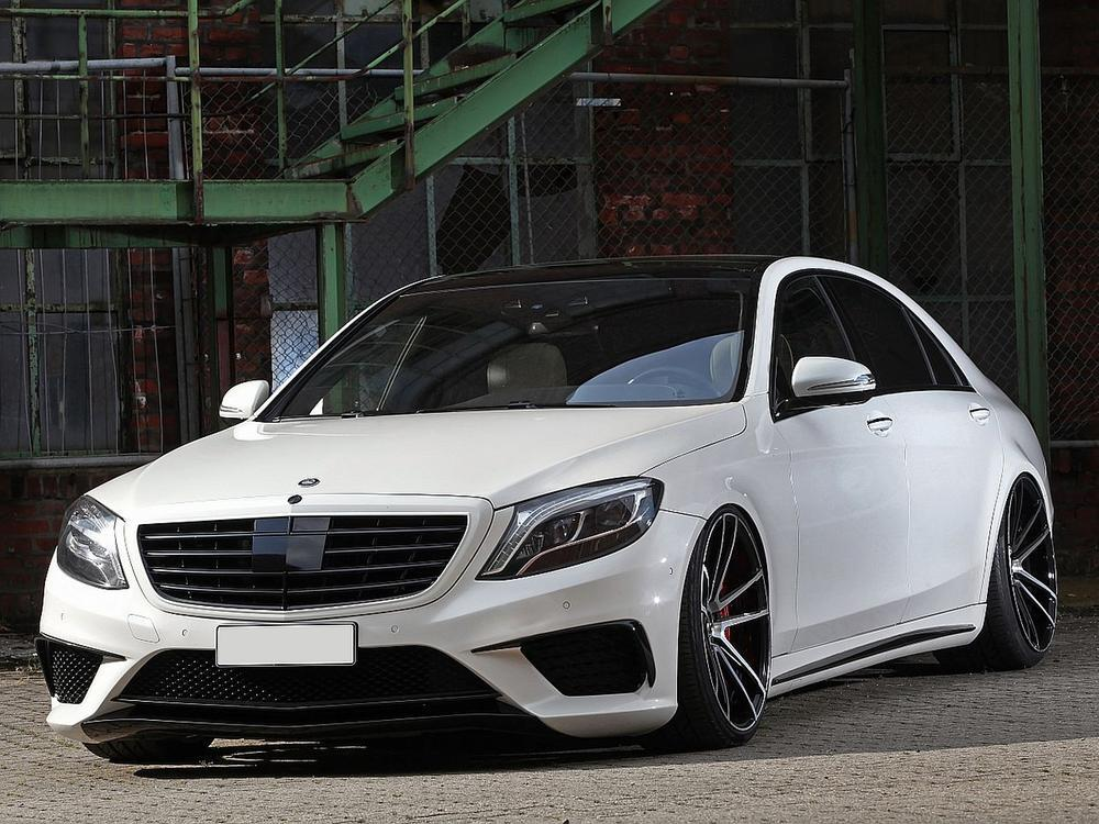 Bild zu Mercedes-Benz S 63 AMG von Inden Design