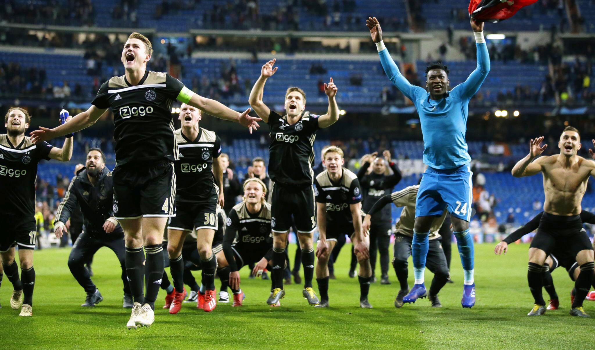 Bild zu Real Madrid - Ajax Amsterdam