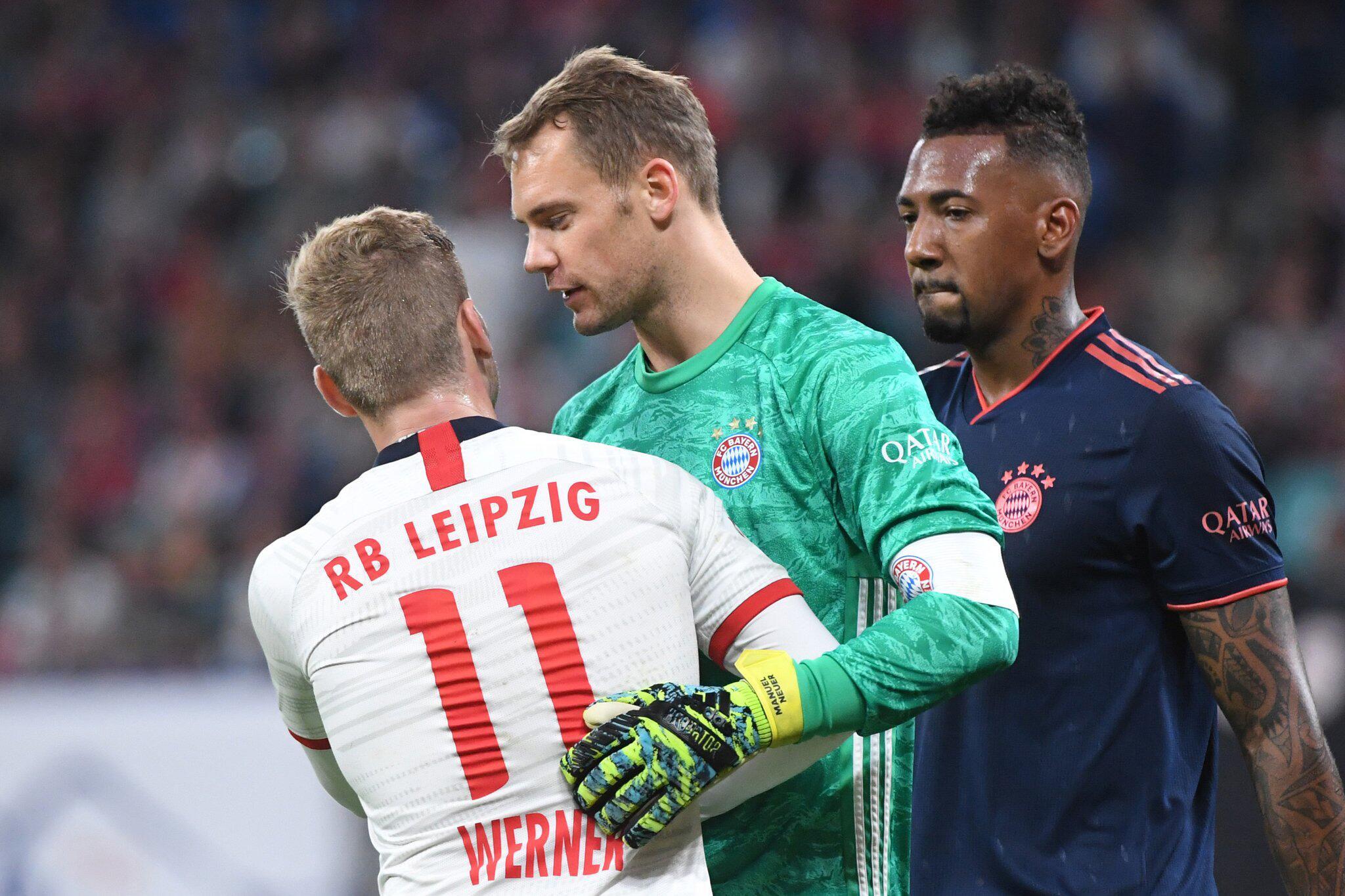 Bild zu RB Leipzig - FC Bayern München