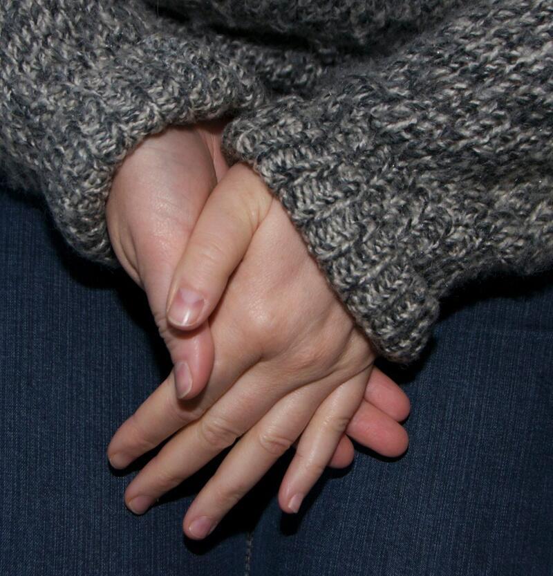 Bild zu Kalte Hände: Ein Zeichen von besonders guter Temperaturregulation.