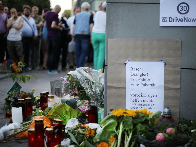 Bild zu Gedenken an das Opfer