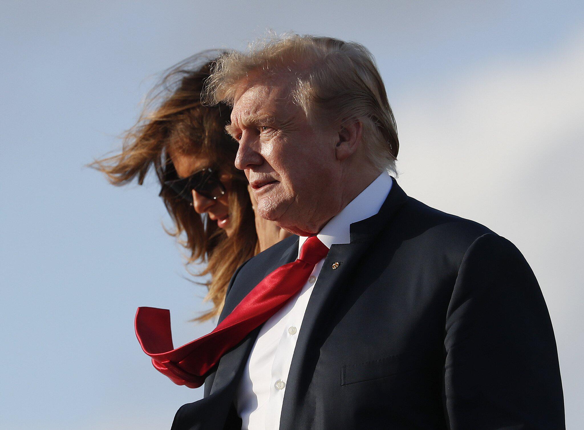 Bild zu Trump reist nach Mar-a-lago