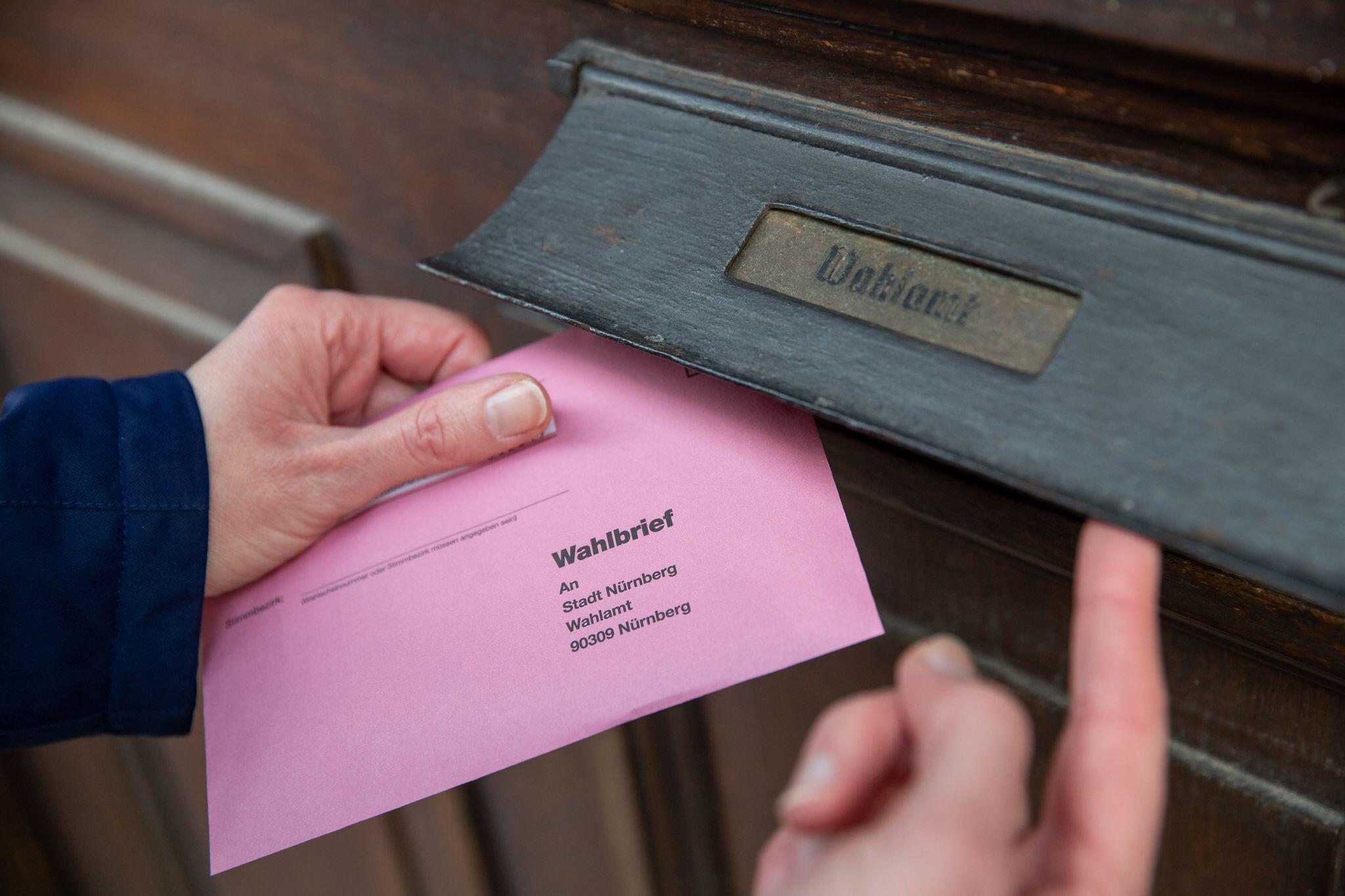 Bild zu Kommunalwahl Bayern - Briefwahlunterlagen zur Stichwahl