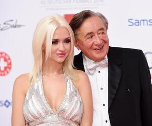 Richard Lugner + Ehefrau Cathy