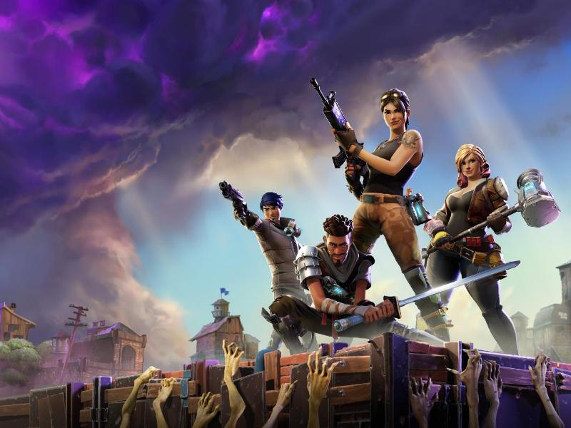 Bild zu «Fortnite: Battle Royale»