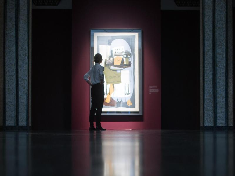 Bild zu Picasso. Fenster zur Welt