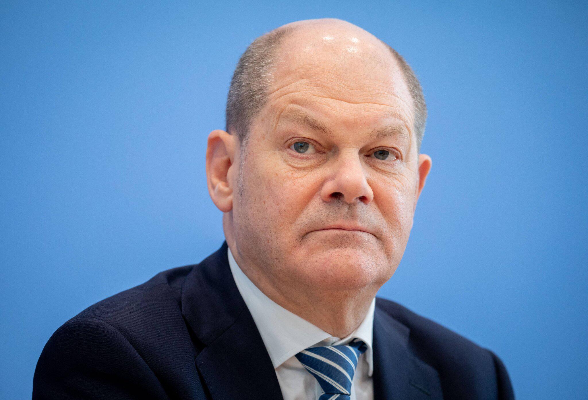 Bild zu Scholz bedauert Nahles-Rücktritt