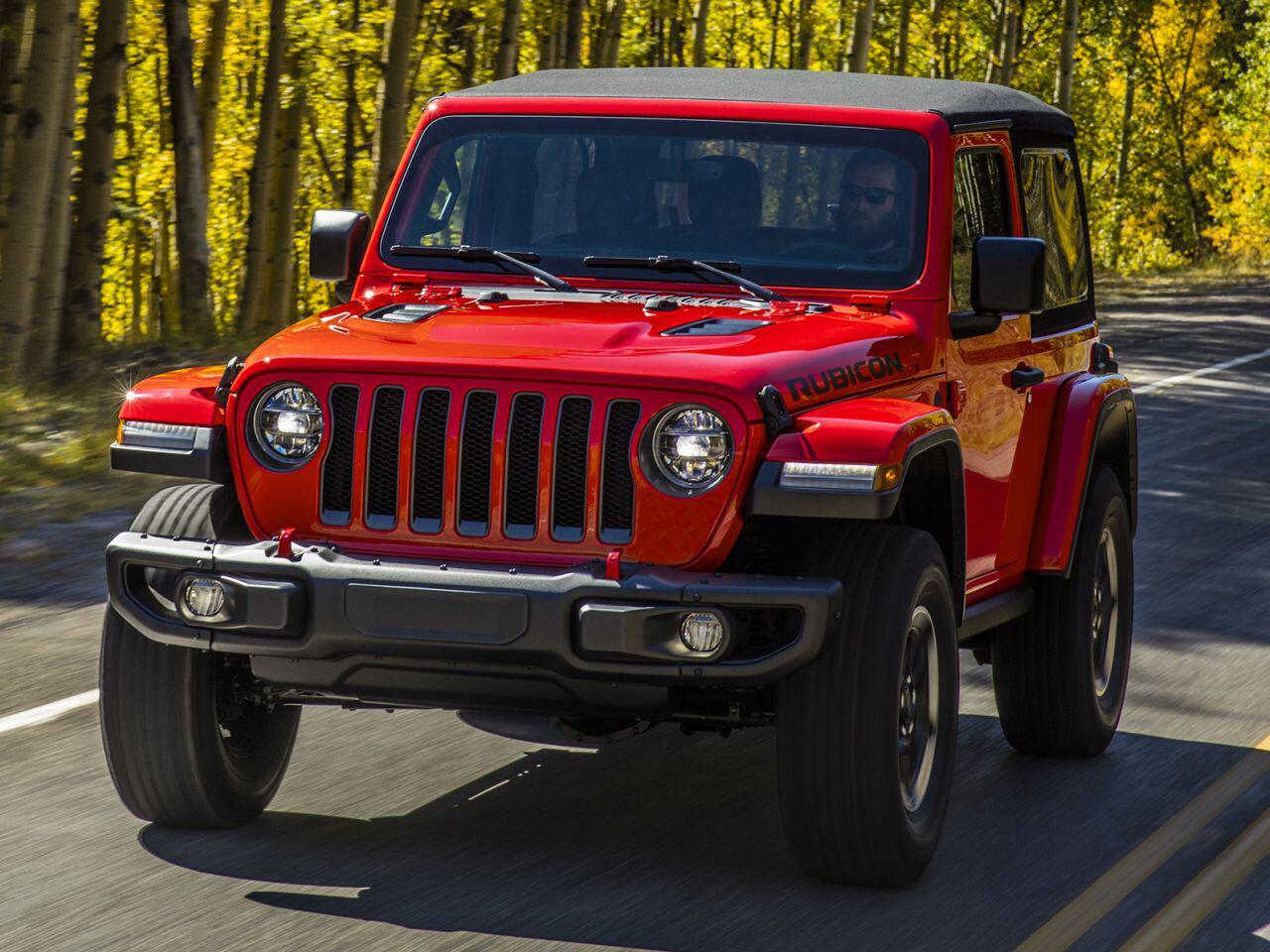 Bild zu Offroader mit Ambitionen: So lässig ist der neue Jeep Wrangler
