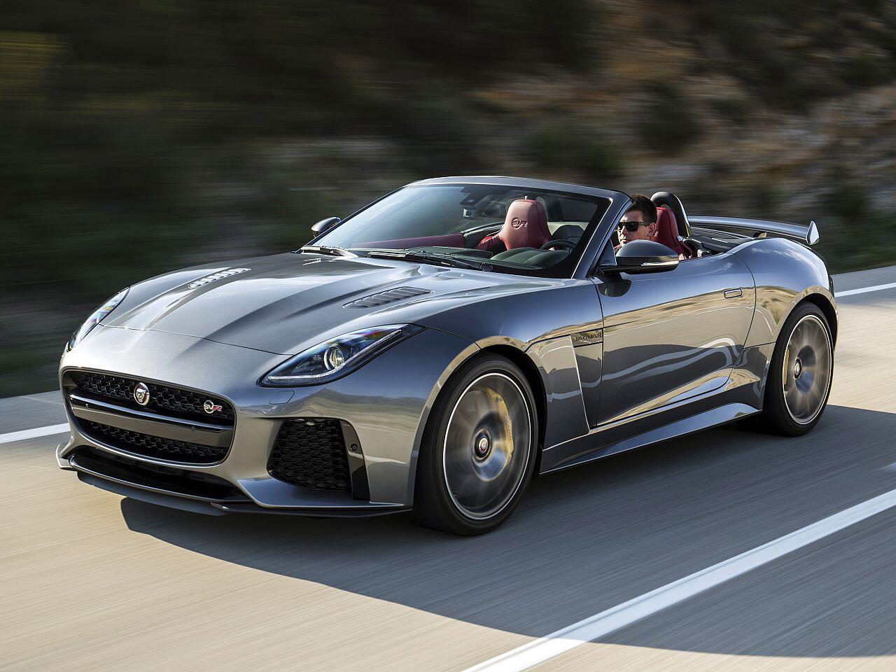 Bild zu Jaguar F-Type