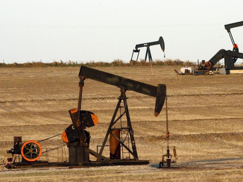 Bild zu Erdölförderung