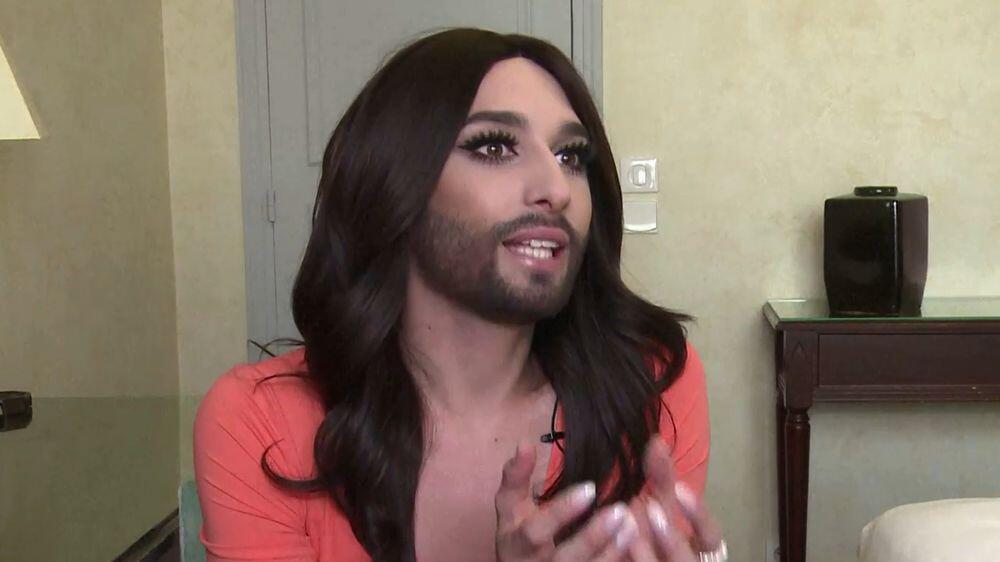 Bild zu Conchita Wurst ist HIV-positiv.