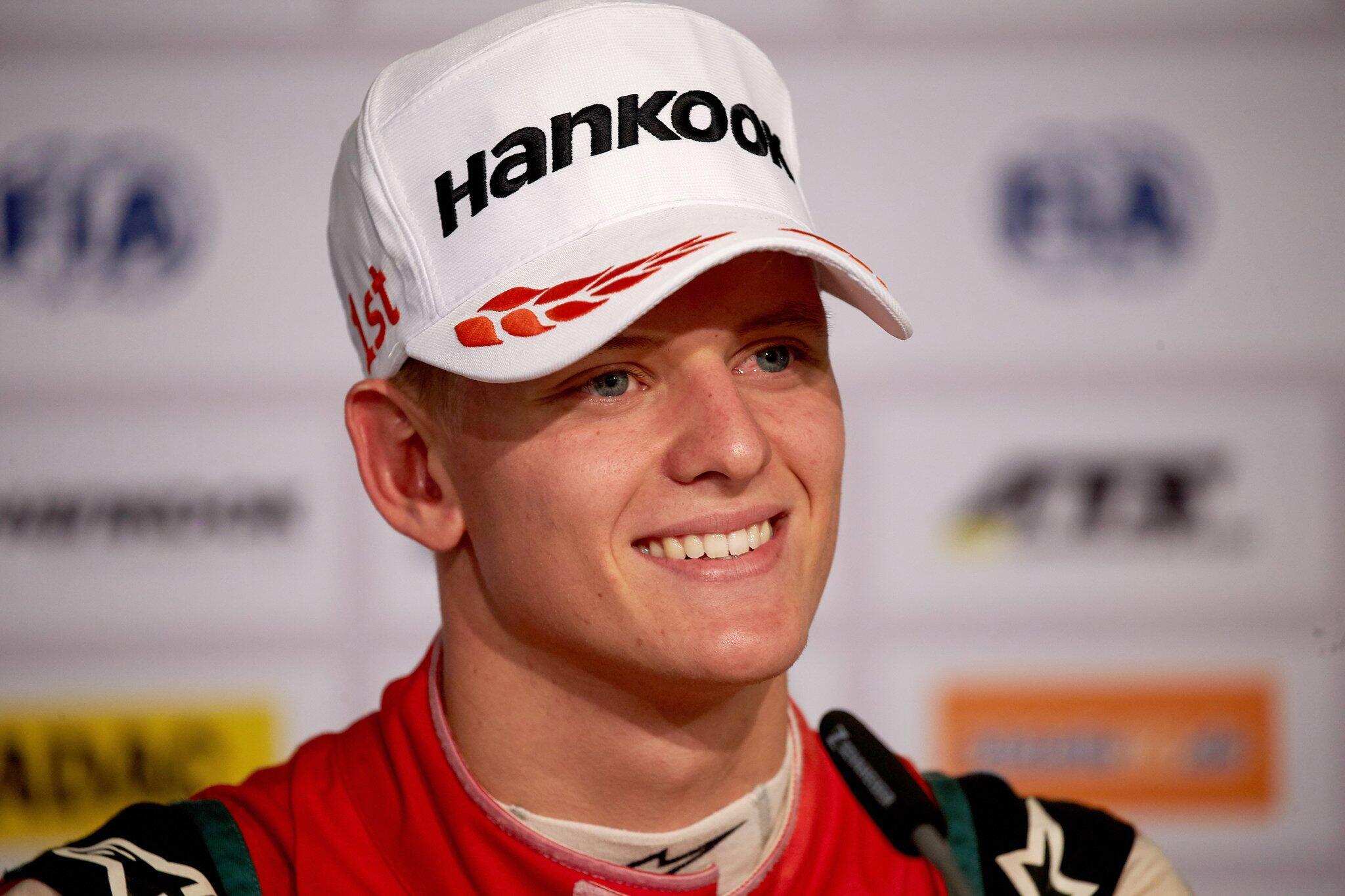 Bild zu Formula 3 European Championship in Nuerburg