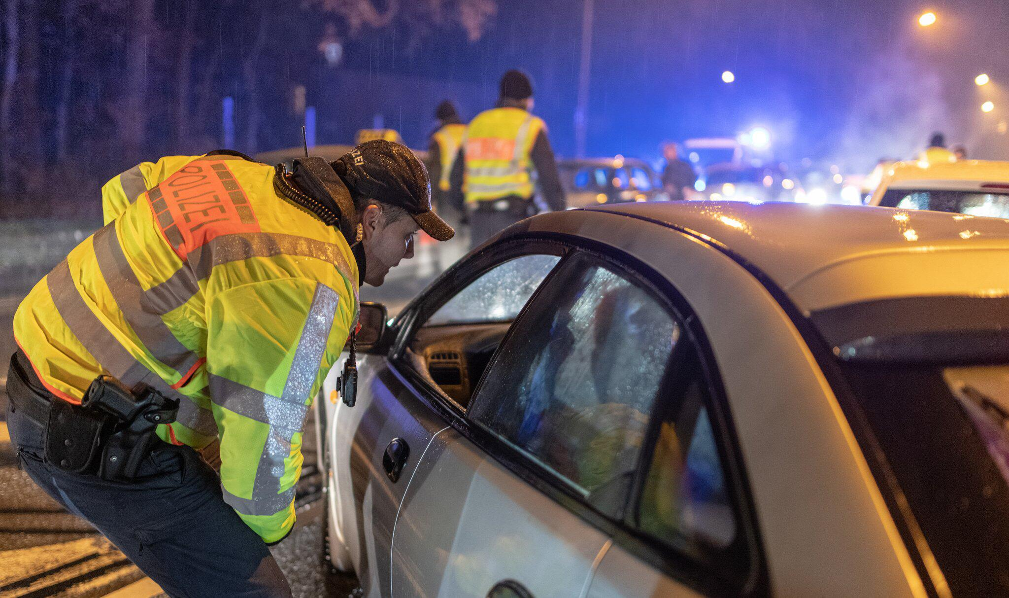 Bild zu The police strengthens its presence in Freiburg