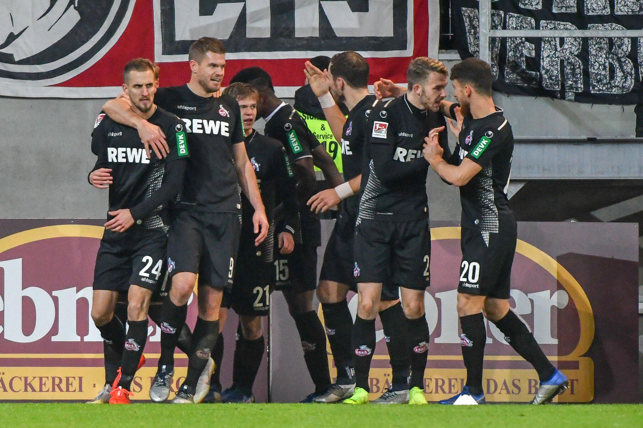 Bild zu Jahn Regensburg - 1. FC Köln