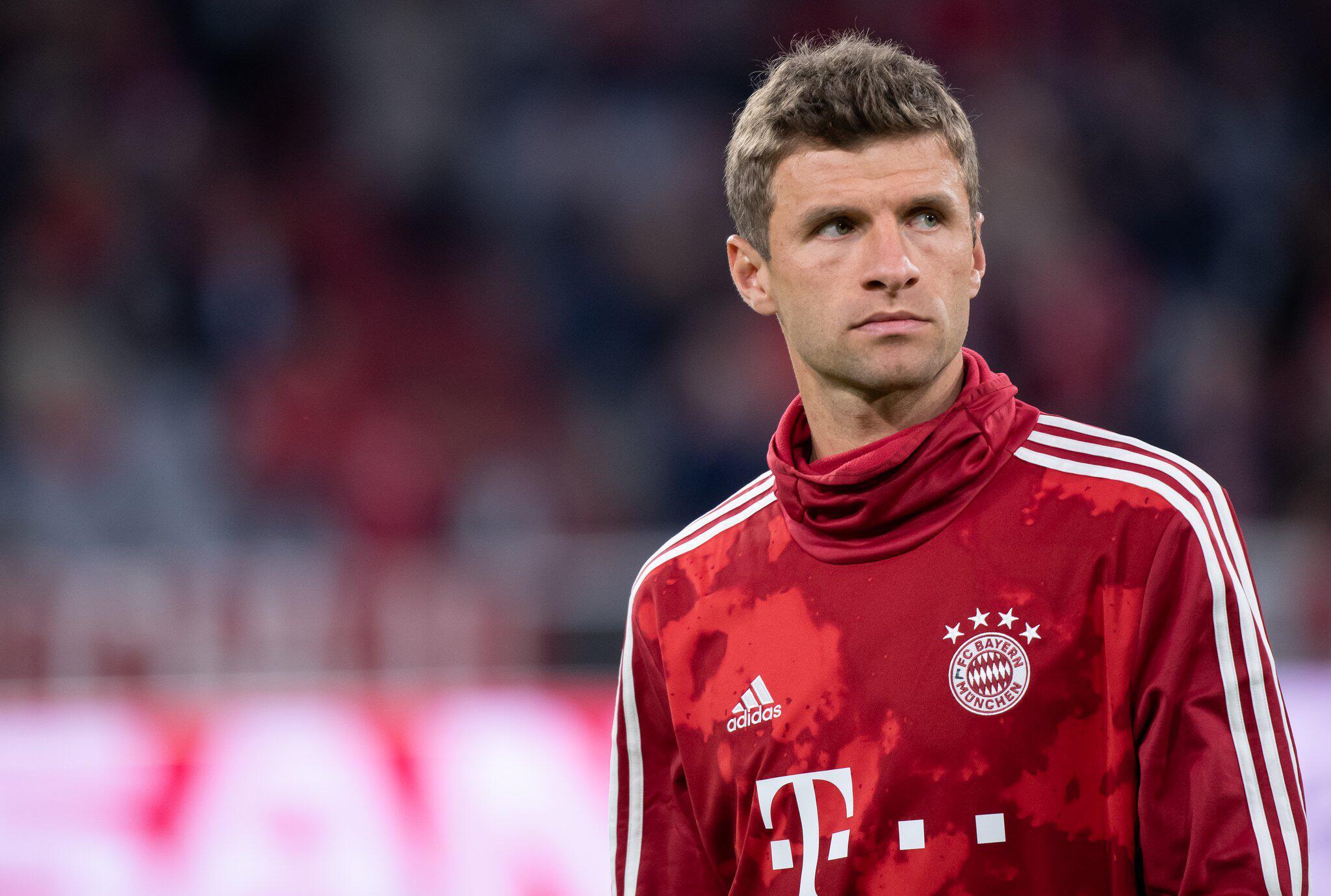 Bild zu Bayern München, Thomas Müller