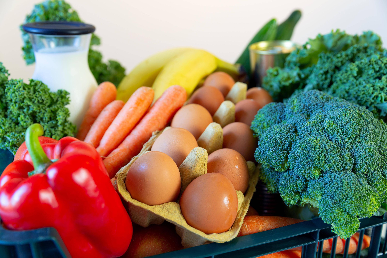 Bild zu Lebensmittel, Online