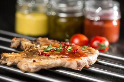 Grillsoßen für Fleisch