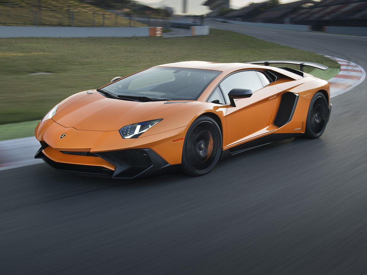 Bild zu Lamborghini Aventador