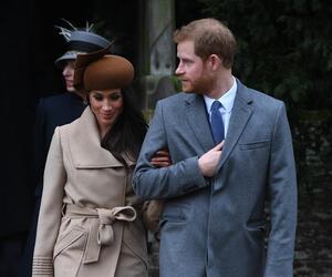 Britische Königsfamilie besucht Weihnachtsgottesdienst