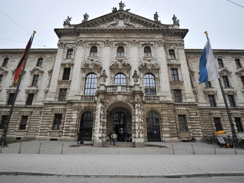 Bild zu Oberlandesgericht München