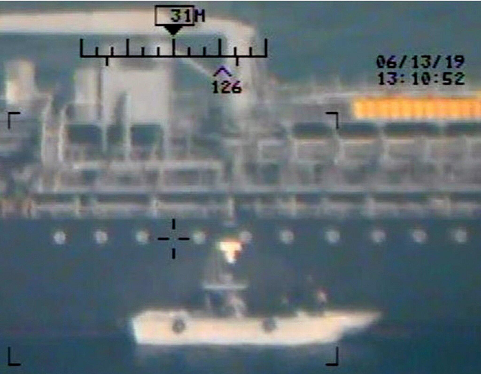Bild zu US Iran