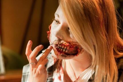 Horror-Make-up