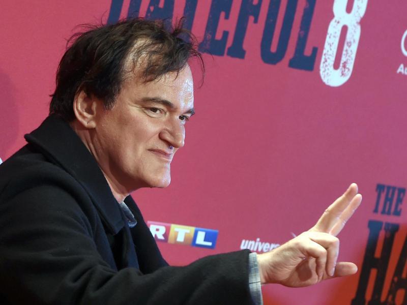 Bild zu Quentin Tarantino