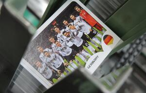 Panini-Sammelalbum zur WM in Russland