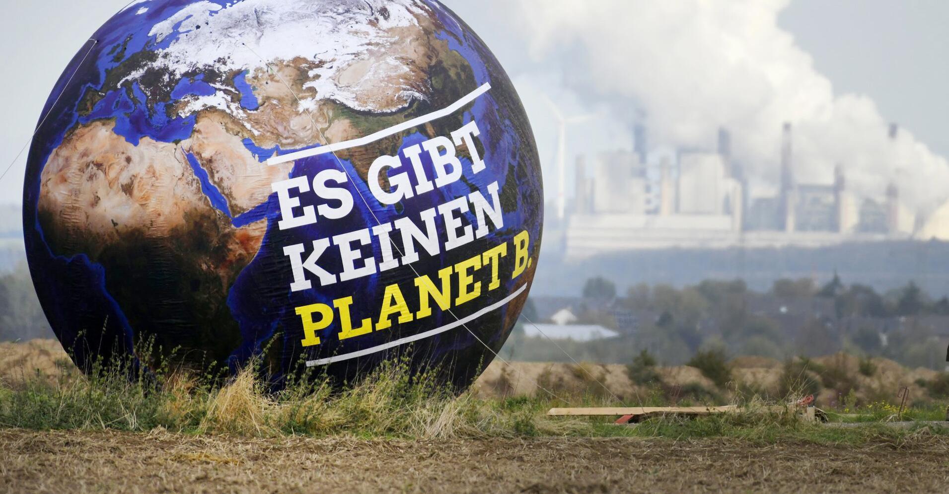 Bild zu Weltklimarat IPCC - Risiko Erderwärmung