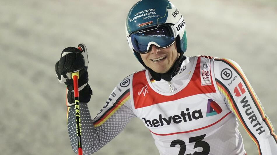 Ski alpin, WM, Are, Ski, Ski-WM