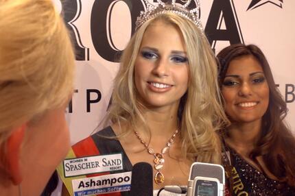 Die Welt liebt Miss Germany