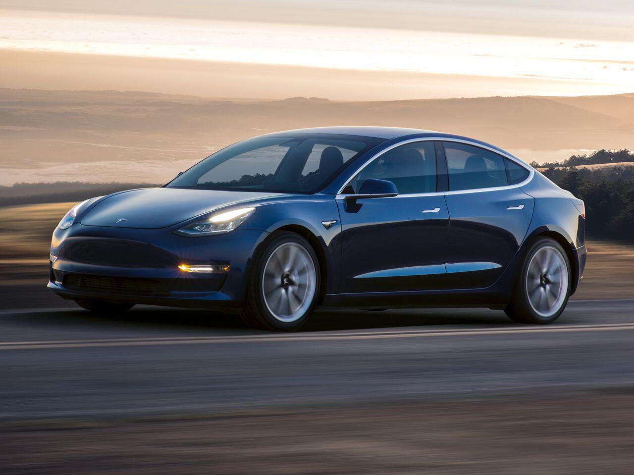 Bild zu Tesla Model 3