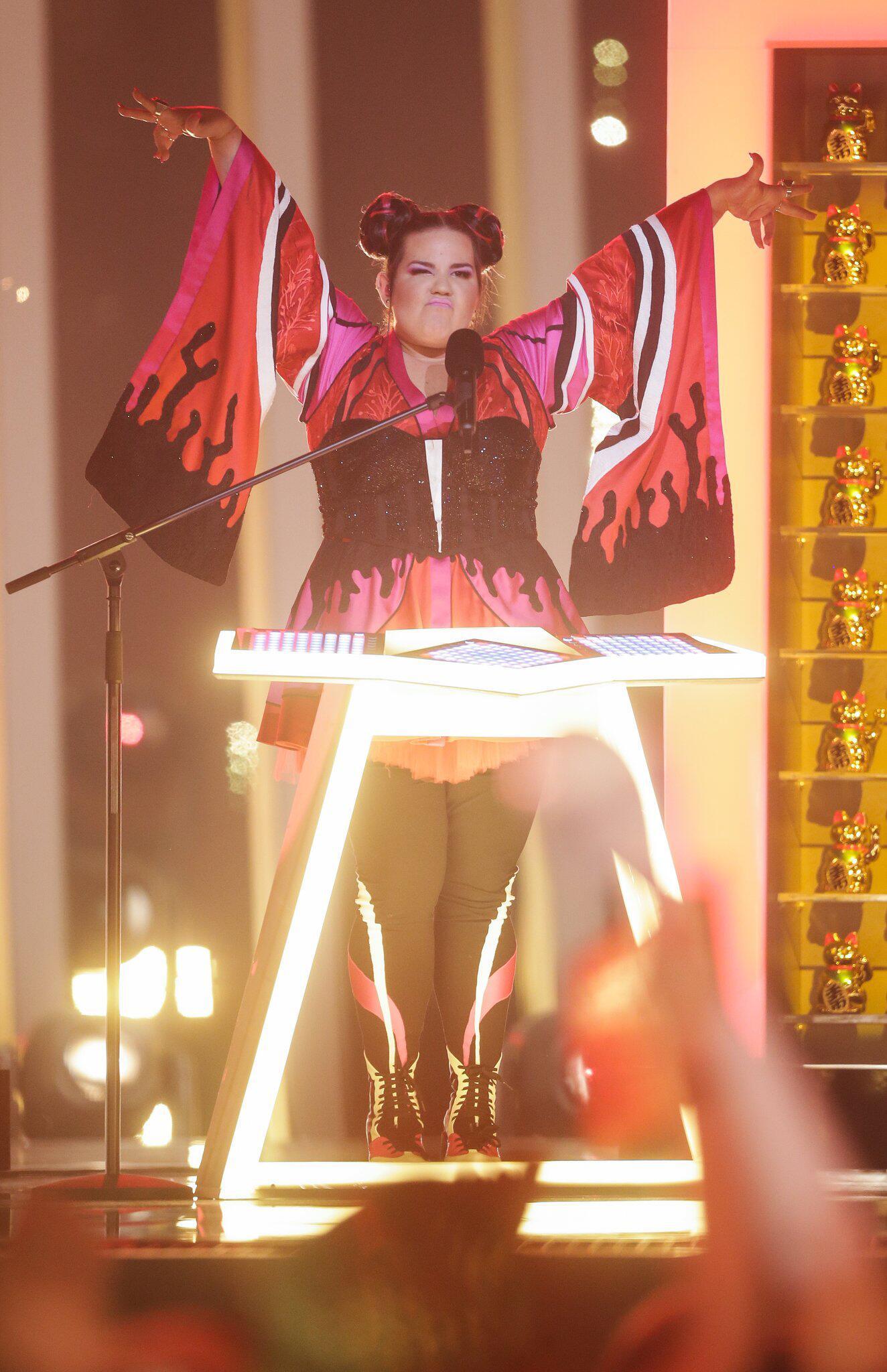 Bild zu Eurovision Song Contest 2018 - Finale