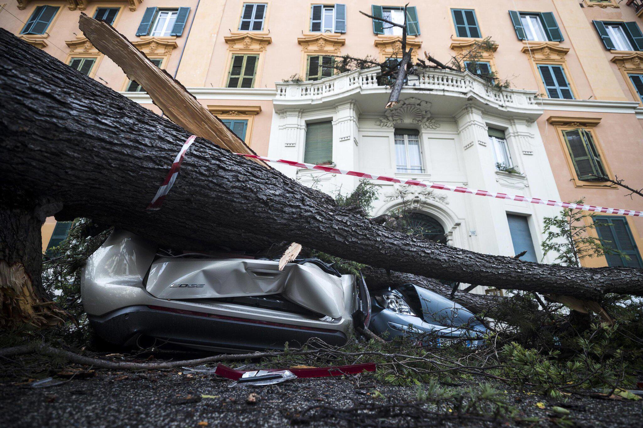 Bild zu Unwetter in Italien