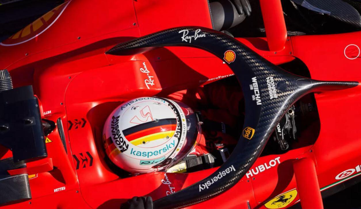 Bild zu Ferrari, Formel 1