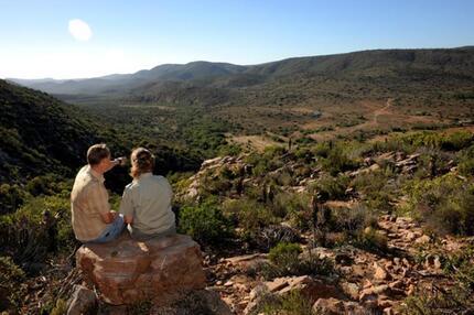 Beeindruckende Landschaft am Eastern Cape