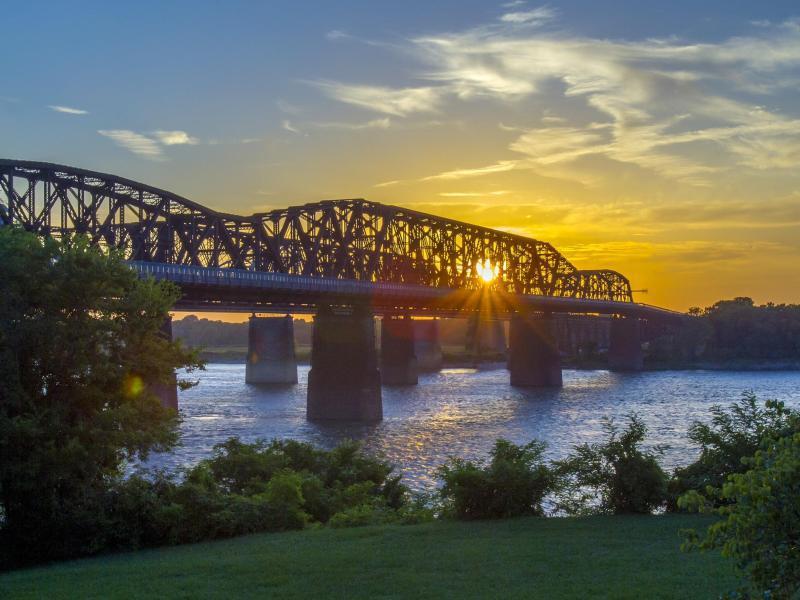 Bild zu Neue Mississippi-Brücke