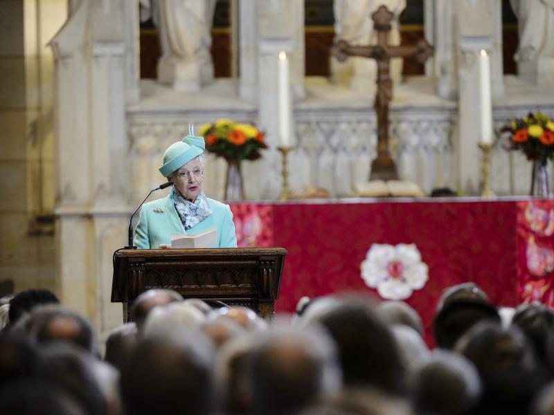 Bild zu Königin Margrethe