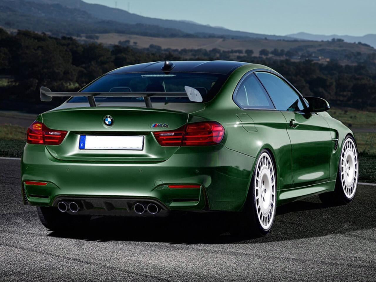 Bild zu Alpha-N BMW M4