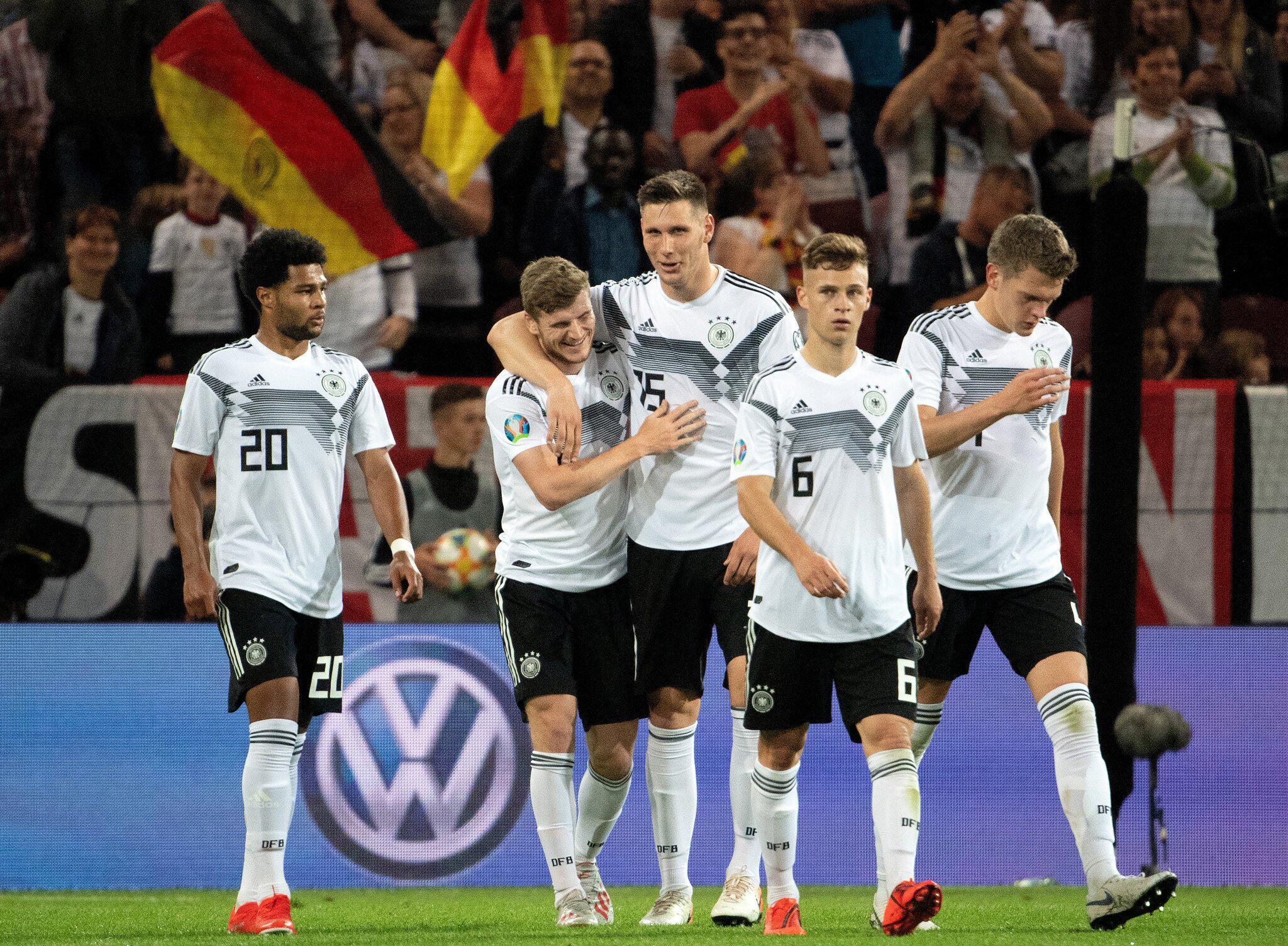 Bild zu Deutschland - Estland