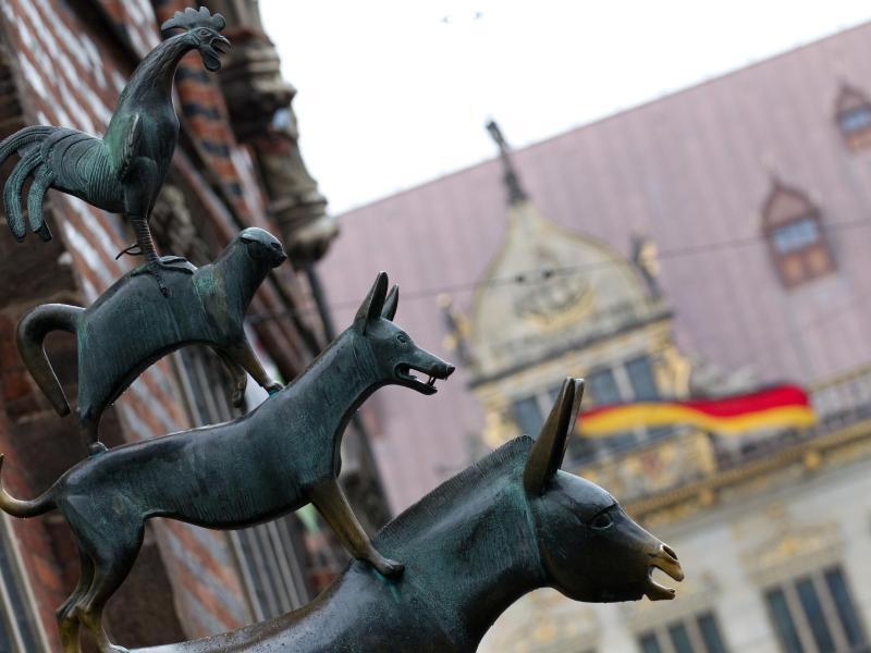 Bild zu Bremer Stadtmusikanten