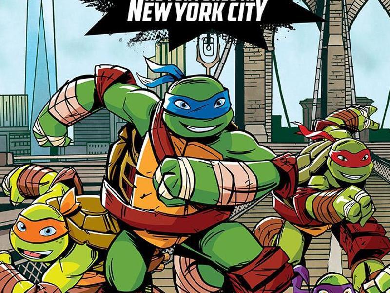 Bild zu Ninja Turtles