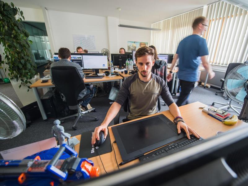 Bild zu Computerspielstudio Ubisoft Blue Byte