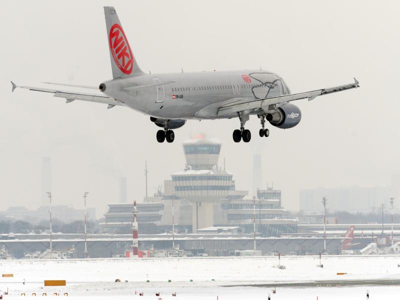 Bild zu Niki stellt Flugbetrieb ein