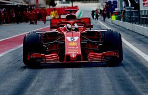 Ferrari, Formel 1, Saison 2018, F1, Melbourne, Australien