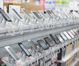 Tablets im Elektrohandel